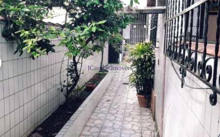 Casa, código 64152740 em Santos, bairro Boqueirão