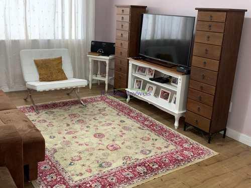 Apartamento, código 64152746 em Santos, bairro Ponta da Praia