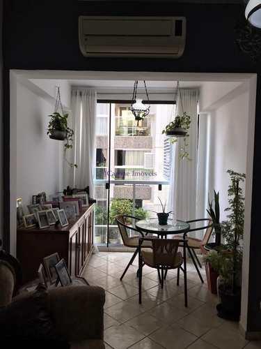 Apartamento, código 64152752 em Santos, bairro Aparecida