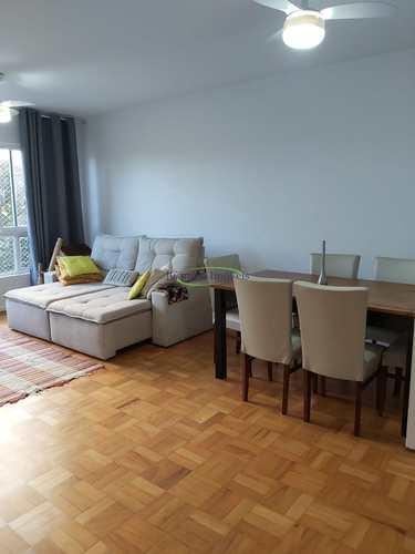 Apartamento, código 64152758 em Santos, bairro Boqueirão