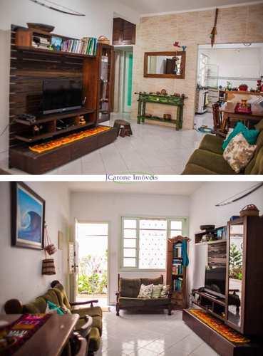 Casa, código 64152765 em Santos, bairro Boqueirão