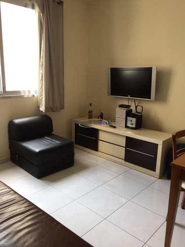 Apartamento, código 64152772 em Santos, bairro Boqueirão