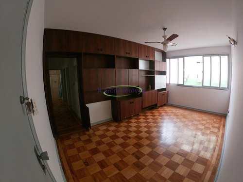 Apartamento, código 64152774 em Santos, bairro Boqueirão