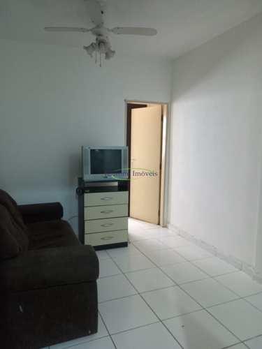 Apartamento, código 64152776 em Santos, bairro Boqueirão