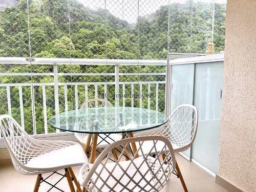 Apartamento, código 64152789 em Santos, bairro Marapé