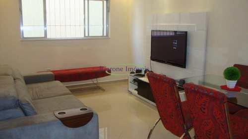 Apartamento, código 64152799 em Santos, bairro Campo Grande