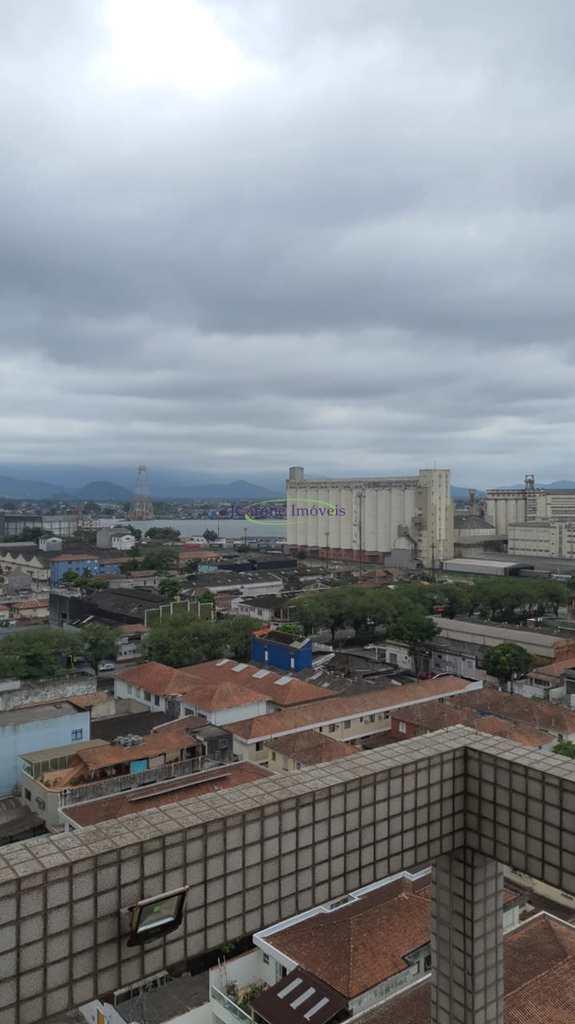 Cobertura em Santos, no bairro Estuário