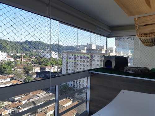 Apartamento, código 64152817 em Santos, bairro Vila Belmiro