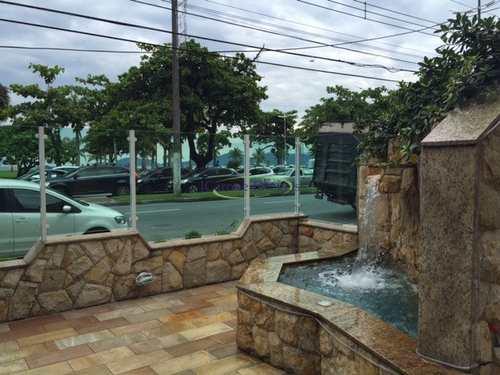 Sala Living, código 64152835 em Santos, bairro Embaré