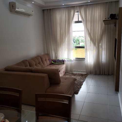 Apartamento, código 64152844 em Santos, bairro Boqueirão