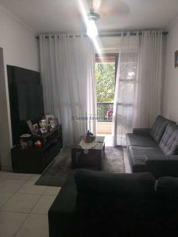 Apartamento, código 64152857 em Santos, bairro Aparecida