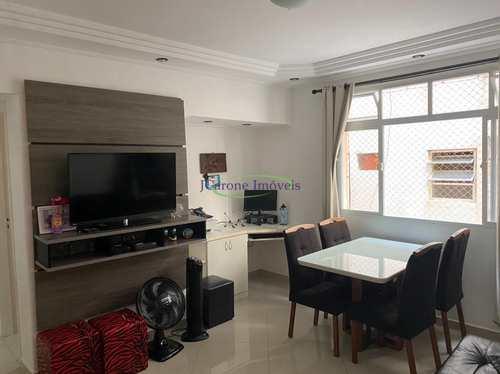 Apartamento, código 64152859 em Santos, bairro Ponta da Praia