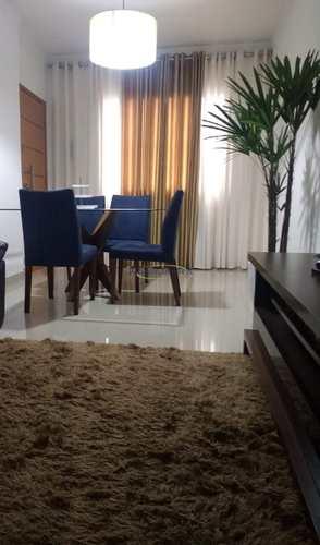 Apartamento, código 64152869 em Santos, bairro Boqueirão