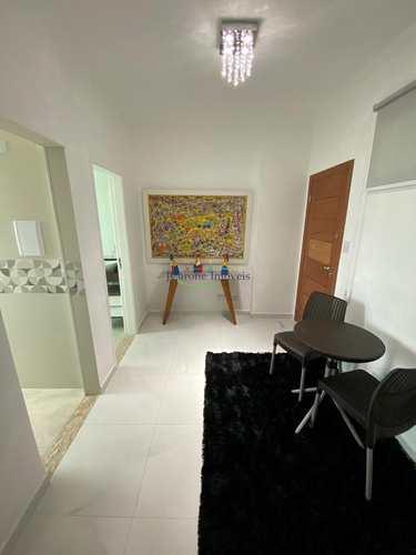 Apartamento, código 64152878 em Santos, bairro José Menino