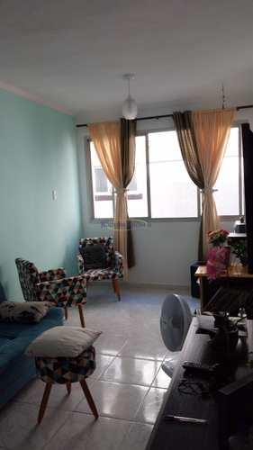 Apartamento, código 64152881 em Santos, bairro José Menino