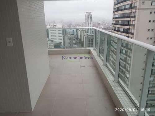 Apartamento, código 64152883 em Santos, bairro Boqueirão