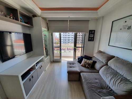 Apartamento, código 64152886 em Santos, bairro Campo Grande