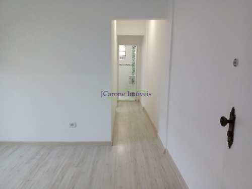 Apartamento, código 64152910 em Santos, bairro Campo Grande