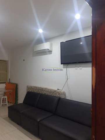Sala Living, código 64152915 em Santos, bairro Boqueirão