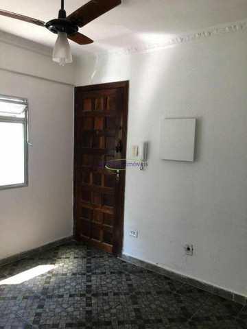 Apartamento, código 64152929 em Santos, bairro Aparecida