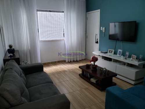 Apartamento, código 64152931 em Santos, bairro Embaré