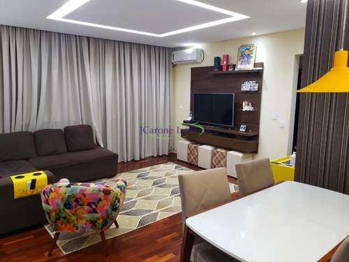 Apartamento, código 64152944 em Santos, bairro Boqueirão