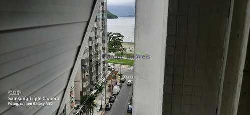 Apartamento, código 64152952 em Santos, bairro Ponta da Praia
