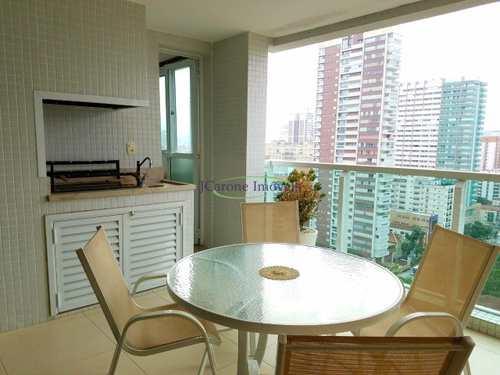 Apartamento, código 64152954 em Santos, bairro Boqueirão