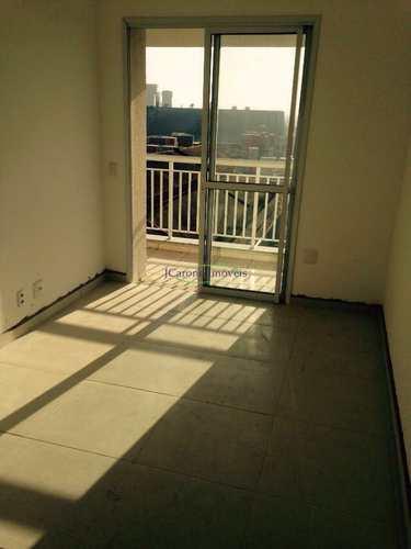 Apartamento, código 64152957 em Santos, bairro Vila Mathias