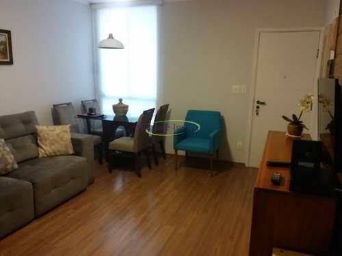 Apartamento, código 64152974 em Santos, bairro Boqueirão