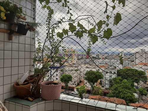 Apartamento, código 64152976 em Santos, bairro Aparecida