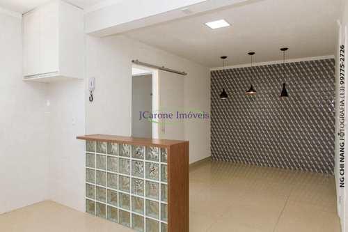 Apartamento, código 64152985 em Santos, bairro Embaré