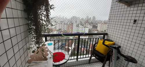 Apartamento, código 64152988 em Santos, bairro Macuco