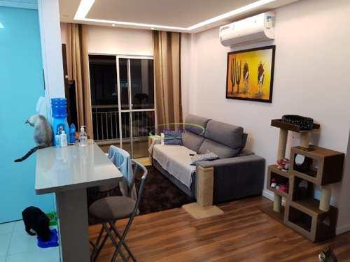 Apartamento, código 64152992 em Santos, bairro Estuário