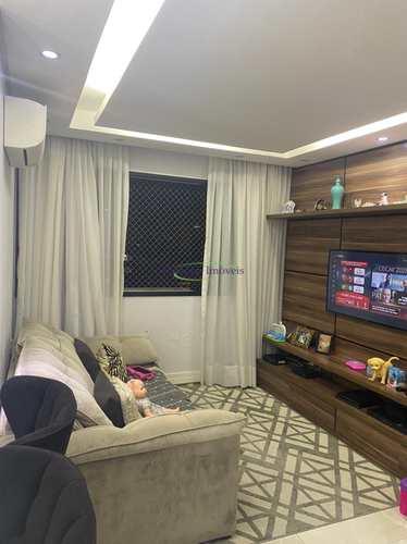 Apartamento, código 64152996 em Santos, bairro Campo Grande