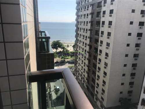 Apartamento, código 64152999 em Santos, bairro Aparecida