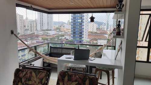 Apartamento, código 64153002 em Santos, bairro Gonzaga