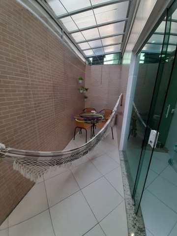Casa, código 64153004 em Santos, bairro Vila Mathias