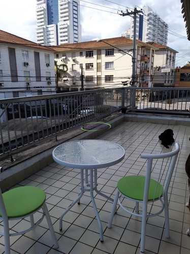 Casa, código 64153011 em Santos, bairro Boqueirão