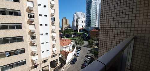 Apartamento, código 64153012 em Santos, bairro Ponta da Praia