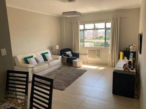 Apartamento, código 64153037 em Santos, bairro Ponta da Praia