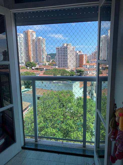 Apartamento em Santos, no bairro Ponta da Praia