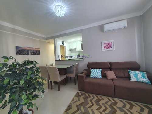 Apartamento, código 64153045 em Santos, bairro Boqueirão