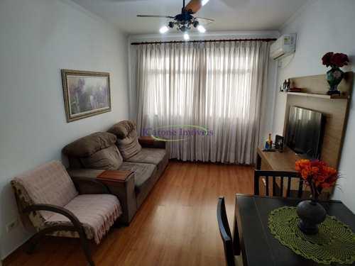 Apartamento, código 64153048 em Santos, bairro Encruzilhada
