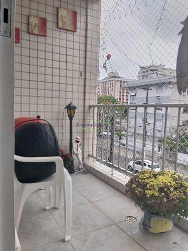 Apartamento, código 64153064 em Santos, bairro Aparecida
