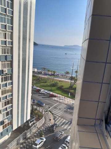 Apartamento, código 64153072 em Santos, bairro Ponta da Praia