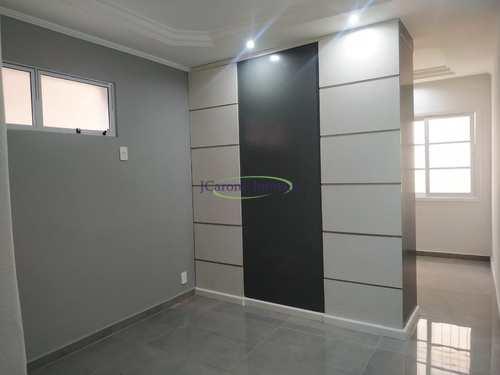 Apartamento, código 64153077 em Santos, bairro Gonzaga