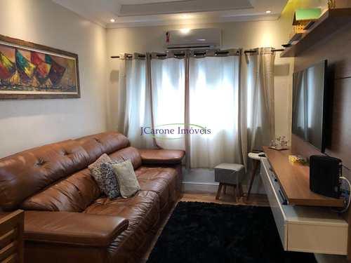 Apartamento, código 64153101 em Santos, bairro Vila Mathias