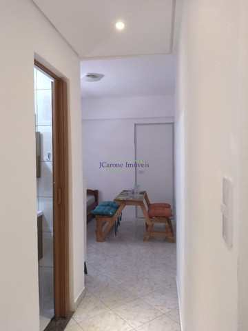 Sala Living, código 64153103 em Santos, bairro Boqueirão