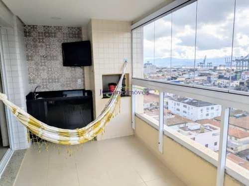 Apartamento, código 64153117 em Santos, bairro Ponta da Praia
